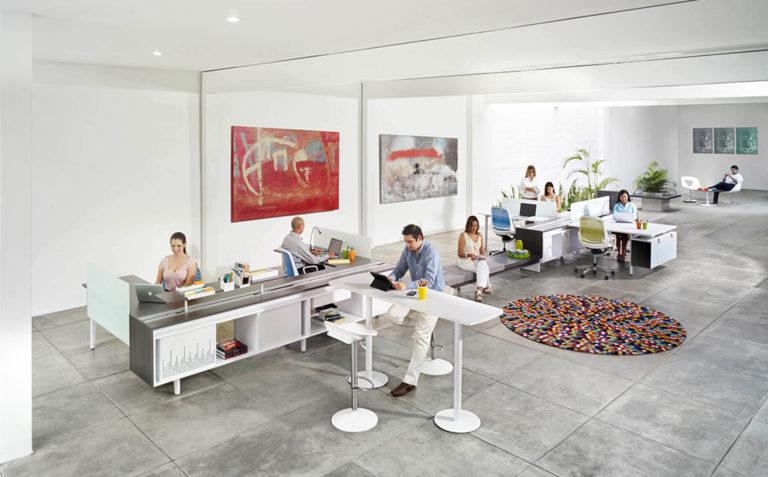 Kuo - Mepal - Zona de trabajo individual