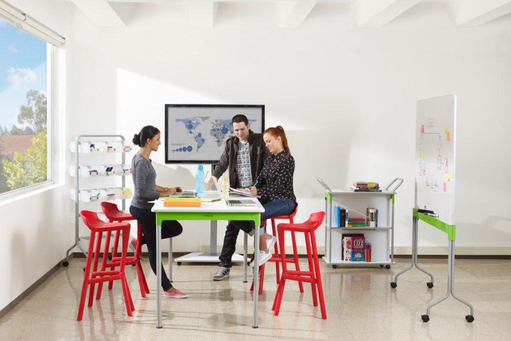 Tecnologías-mobiliario-oficina
